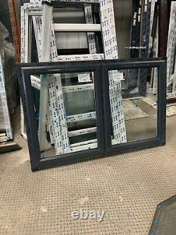 1 anthracite grey/ grey window 1720 X 1020. Mm fully glazed