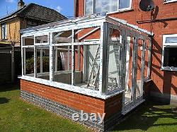 4m x 3m uPVC Edwardian Conservatory Supplied & Fitted Only £ 6795.00