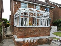 5m x 3m Edwardian Conservatory Supplied & Fitted Only £ 7595.00