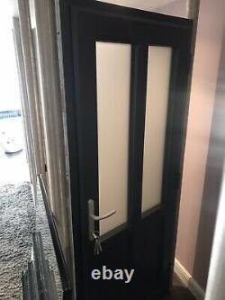 Back door UPVC Veka