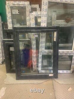 Brand New Upvc Window anthracite grey /white 1190 W x 1200 h