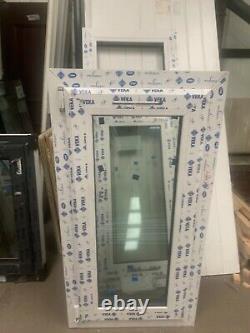 Brand New Upvc Window anthracite grey /white 562 x 1090 mm triple glazed