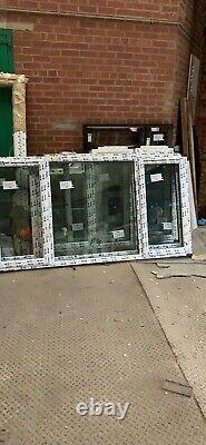 Brand new upvc window 2380 x 1490 mm fully glazed