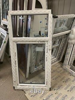 Brand new upvc window bottom opening sash 795 W x 1580 h fully glazed