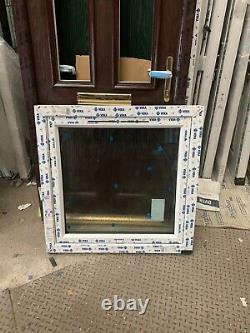 Brand new upvc window bottom opening sash 920 W x 920h fully glazed