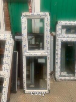 Brand new upvc window top opening sash 550 W x 1650 h fully glazed