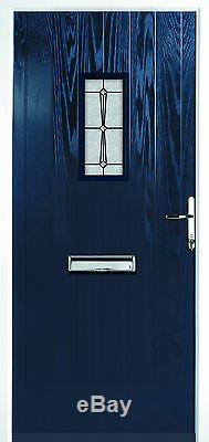 Composite Door Supplied & Fitted Only £745 Any Colour Any Glass Style, Not Upvc