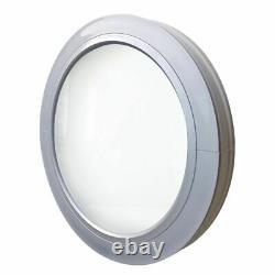 Fenêtre ronde fixe en couleur RAL 500 550 600 650 700 800 900 1000 Oeil de boeuf