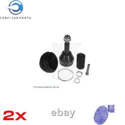 Gelenk Antriebswelle Paar Blue Print Adg089151 2pcs P Für Chevrolet Epica 2.0 D