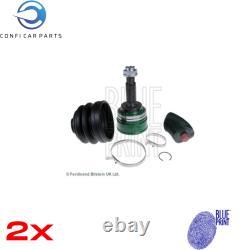 Gelenk Antriebswelle Paar Blue Print Adt38949b 2pcs P Für Toyota Avensis 2l