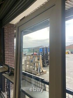 Glass upvc Back Door