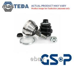 Gsp Transmission End Driveshaft CV Joint Kit 661020 P New Oe Replacement