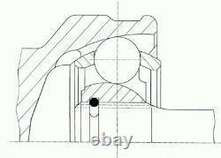 Joint Kit Drive Shaft For Mitsubishi Hyundai Pajero II V3 W V2 W V4 W 6g72 Lbro