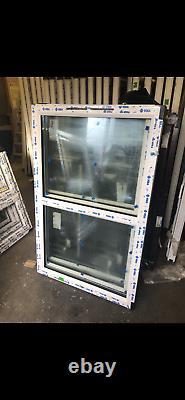 New Upvc White Casement Window 920mm wide x 1455mm high