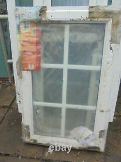New White Georgian Window 1190 x 1120 3 Styles Available