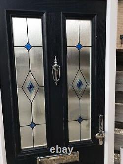 Reclaimed Composite Door W855mm X H2085mm Inc30mm Cill