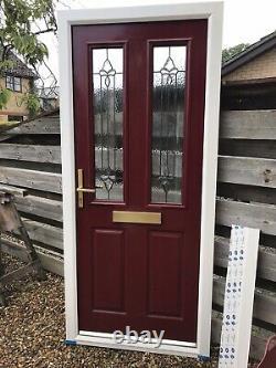 Reclaimed Composite Door W920mm X H2080mm Inc30mm Cill