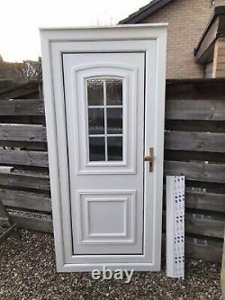 Reclaimed Upvc Door W940mm X H2065 Or 2090mm Inc30mm Cill