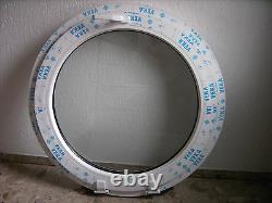 Round Window Flip 90cm
