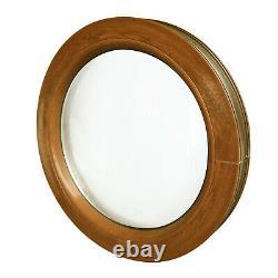 Round window FIXED uPVC Coloured Diameter 500 550 600 650 700 800 900 mm