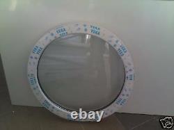 Rundfenster Festverglasung 80cm