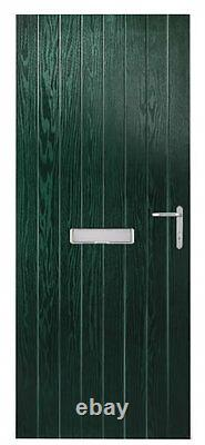 Solid Composite Door Supplied & Fitted Only £645 Any Colour Any Style, Not Upvc