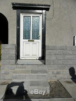 UPVC Stone Porch Supplied & Fitted In White Only £2900.00
