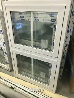 UPVC VEKA Mock Sash Fully Reversible Double Glazed Unit