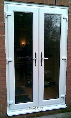 Upvc 1800 2100 French Door Supplied & Fitted Only £740.00