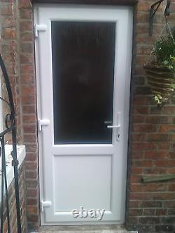 Upvc Back Door Supplied & Fitted Only £520