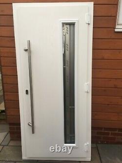 Upvc Composite Door Double Rebate