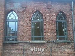 VEKA Kunststofffenster mit Gotischem Bogen