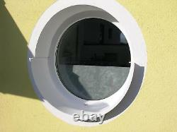 VEKA Rundfenster Festverglasung