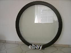 VEKA Rundfenster Festverglasung 1m