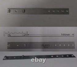 Veka Steel Frame Fixing Lugs / Brackets / Cleats for Upvc Windows & Doors 202mm