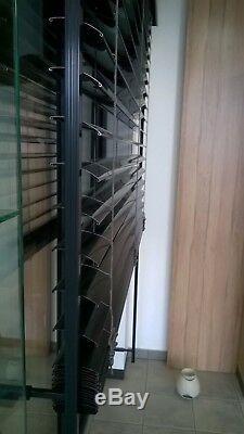 Veka Window Terasse Door Incl. Exterior Shutter Venetian Blinds C-Lamellen