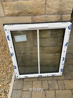 Veka double glazed window, W686 x H765