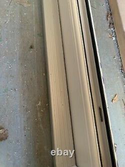 White, Triple glazed, UPVC sliding patio doors 4670 x 2040 OXXO